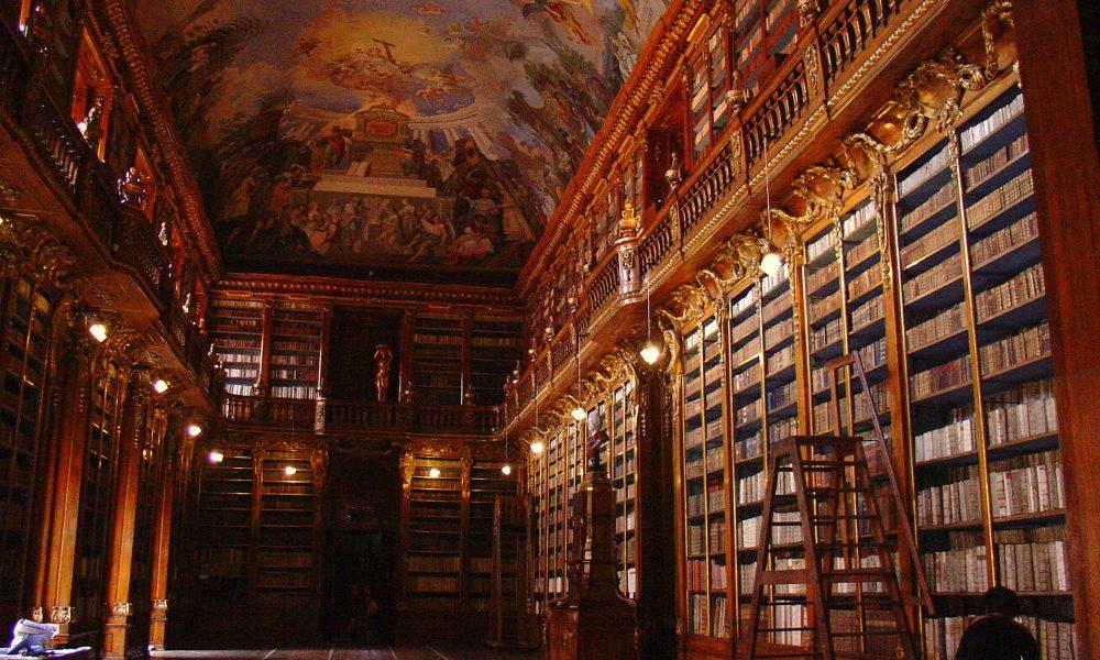 Bibliothèque_monastère_Strahov